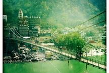 Rishkesh - lugar dos sábios iluminados