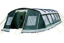 テントキャンプ
