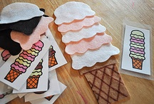 Ice cream unit / by Nikki Rosenzweig Hinkle