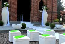 Matrimonio En Plein Air / Allestimenti per matrimoni estivi all'aperto