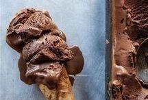 παγωτό σοκολάτα