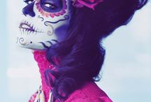 Sugarskull inspiration