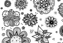 MIM (made it myself) drawings