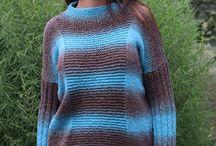 Мое вязание. My knitting