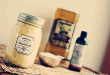 lotions and potions! / homemade beauty, recipes