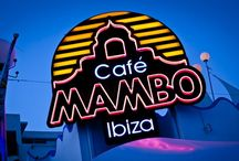 Cafe Mambo #Ibiza / by Mike Nixon