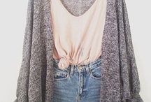 comfy clothes / by Kathryn Funderburk
