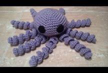 pulpo crochet