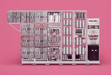 Informática Vintage / Ordenadores que hicieron historia: guía a todo color de la informática 'vintage.