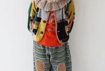 Little People / Little people in gorgeous knitwear.