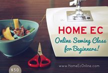 Sewing Online Courses/Classes
