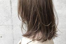 hair :