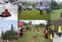 Camping and Outbound / Citra Alam Riverside Bogor