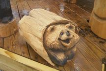 whittling and wood carving