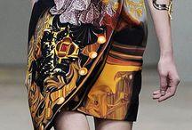 party dress batik