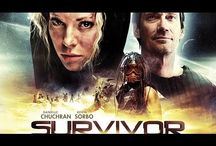 Survivor / Young Kate Mitra discovers a habitable planet for what's left of humankind, when Captain Hunter (Kevin Sorbo) crash lands on the on barren planet, Kate must learn how to survivor to save her crewmates. www.arrowstormentertainment.com