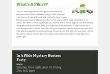 In A Pikle / by Rissa Miller