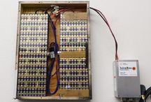 Batterier till bil å solceller