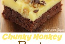 Brownies and more Brownies / Why, brownies of course!