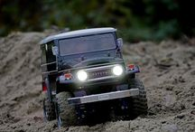 RC Scale Cars