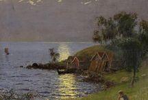 norske malere