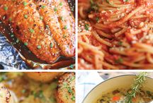 Quick Dinners / Great super quick dinner ideas for the family! More recipes at Longbournfarm.com
