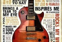A Word about the Guitar... / Truer words have never been spoken...
