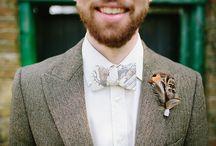 the groom / by Sol Gutierrez
