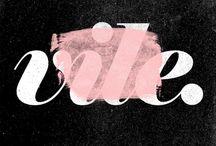 Typographie/Glyphes