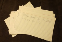 Young Womens Class Handouts and Activity Ideas / by Kendra - The Things I Love Most