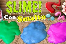slime con smaltooo