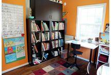 Homeschool Room / by Sarah TeVelde