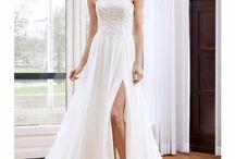 Empire Brautkleider / Elegante Brautkleider im Empire-Stil