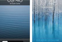 iOS 7.x / iOS 7 Hakkında Herşey!