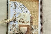 awesome mini albums / by Shelley Haganman (a flair for buttons)