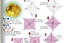 Tutoriales para origami,FLOR DE LOTO