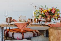 Summer Entertaining / Longer days and warmer weather call for evenings filled with delicious food, refreshing drinks and of course amazing spaces! We're teaming up with Thou Swell to bring you board full of Summer entertaining ideas and inspiration, enjoy!  / by west elm
