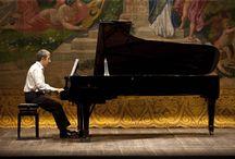 Spoleto56 - Concerti di Mezzogiorno, Maurizio Paciariello / Il pianista Maurizio Paciariello al Teatro Caio Melisso (Spazio Carla Fendi)