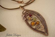 Jewelry Inspiration / by Donna Woodward
