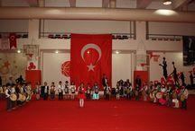 Anaokul Hazırlık Sınıfı Cumhuriyet Balosu