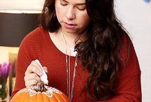 Halloween ideas and DIY