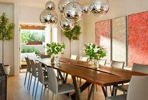 salas de jantar / Contemporanea