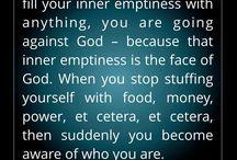 True Words to make us think