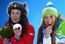 Winter Olympic Games in Sochi 2014 / Slovenia at the Olympics in Sochi