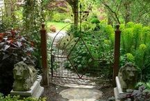 Garten Pflaster