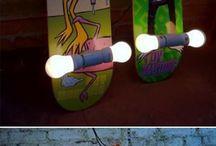 patinetas con luces