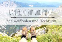 Wander- und Alpintouren