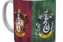 Harry Potter / Bring a piece of Hogwarts home and celebrate the wizarding Harry Potter movie franchise with our awesome official merchandise.