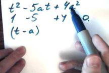 Математика Уравнения с параметром / Уравнения с параметром. Что нужно знать. Способы решения алгебраических уравнений. Основные теоремы теории вероятностей. Тесты. Варианты ЕГЭ. Вариант 1.  Решение уравнений и неравенств с параметрами. В данном видео уроке рассматривается графический метод решения урока – исследования в рамках подготовки к ЕГЭ