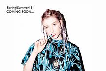 Bill+Mar SS15 Collection / Bill and Mar Spring Summer 2015 Collection #billandmar #SS15 / by Bill†Mar